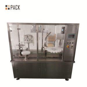 Mașină de umplere cu ulei esențial de umplutură cu sticlă Dropper