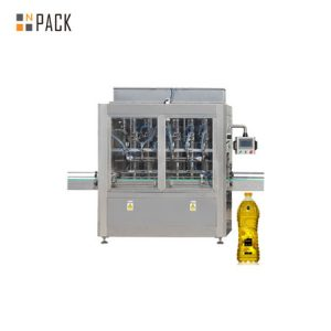 Mașină de umplere cu ulei de lubrifiere la prețuri de fabricație pentru 1L până la 5L