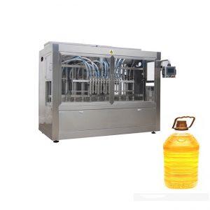 Mașină de umplere completă automată cu ulei comestibil cu palmier