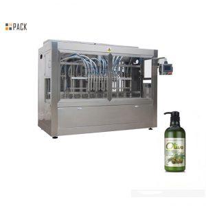 Mașină completă automată de umplere a șamponului îmbuteliat manual