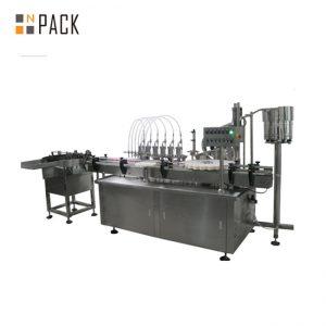 Mașini de umplere a sticlelor de 10 ml și 60 ml preț de fabricație